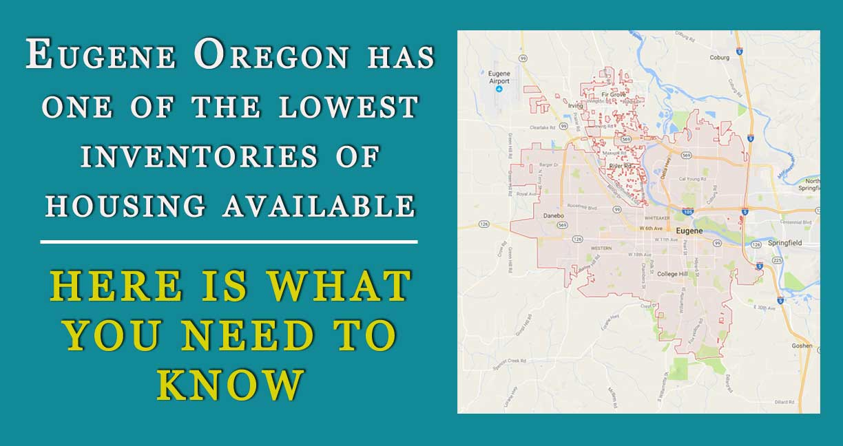 Why eugene has one of the lowest inventories of available housing why eugene has one of the lowest inventories of available housing freerunsca Image collections
