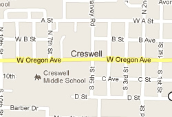 Creswell, Oregon homes for sale